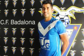 Gerard Oliva, el 'nueve' del Atlético Baleares