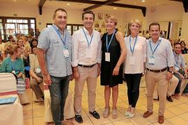 El PP de Palma abre el 'postrodriguismo' al elegir entre la leal Durán y la crítica Aguiló