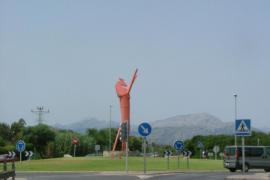 Un fallecido y dos heridos en un un accidente de tráfico en Alcudia