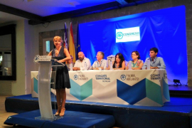 Marga Durán, elegida para liderar el PP de Palma