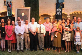 El Claustre de Inca acoge el acto conmmemorativo del hijo ilustre Sebastià Garcias Palou