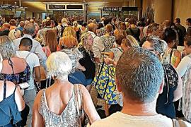 Un informe de Més alerta de la reducción de la seguridad en Son Sant Joan en verano