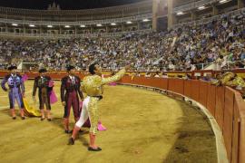 Baleares aprueba hoy los toros 'a la balear' a pesar del aviso de posibles ilegalidades