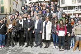 El Consistorio nombra hijo adoptivo al líder de los 'agermanats' Pau Casesnoves
