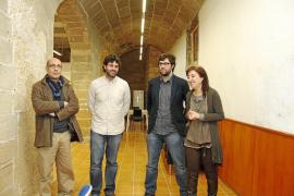 Los estudios de Sant Jeroni se convierten en espacios para la creación artística