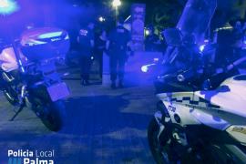 Arrestada una prostituta en s'Arenal por pegar con una rama de platanero a una turista porque le miró mal