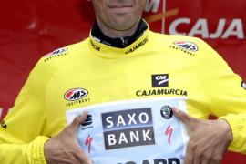 Contador (Saxo Bank) vence en Sierra  Espuña y se coloca líder de la Vuelta a Murcia