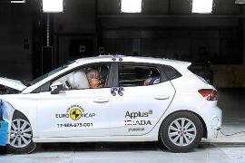 El SEAT Ibiza consigue las cinco estrellas EuroNCAP