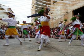 Los Cossiers protagonizan Sant Jaume en Algaida