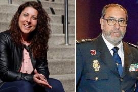 El presidente de la Audiencia pone paz entre la Policía Local y el CNP