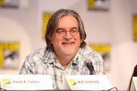El creador de 'Los Simpson' se va a Netflix para realizar una comedia para adultos