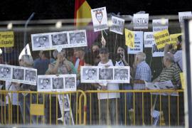 Gran despliegue policial por la llegada de Rajoy para testificar en la trama Gürtel