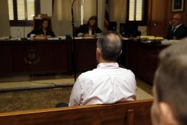 Condena de 15 meses para el sobrino de Cursach por amenazar a una testigo