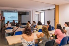 PalmaActiva realiza una jornada de selección de personal para Aspaym Baleares