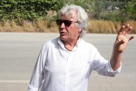 Herido grave Ángel Nieto en un accidente de tráfico en Ibiza