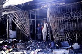 Al menos 26 soldados muertos en ataque talibán a base militar en Afganistán