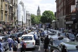 El Reino Unido prohibirá nuevos vehículos de gasolina y diésel en 2040