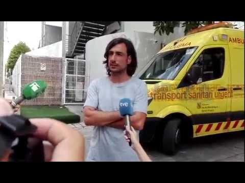 Ángel Nieto, «grave pero no crítico» tras su accidente en Ibiza