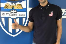 El Atlético Baleares hace oficial el fichaje de Gerard Oliva