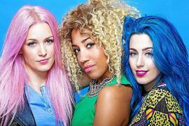 Sweet California, la 'girlband' de moda, regresa a Mallorca con su nuevo disco