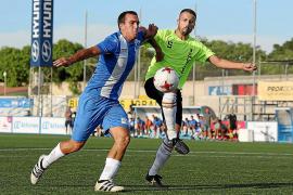 Ensayo contundente del Atlético Baleares ante el Felanitx