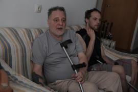 «Me han quitado la pensión y no sé cómo vamos a vivir»