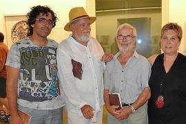 Jaume Poma presenta su obra en Can Planes