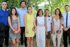 Ceremonia de fin de carrera de los alumnos de la Facultat d'Economia i Empresa