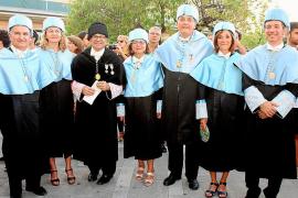 Graduación de la Facultat de Filosofia i Lletres