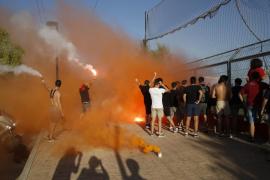 Molango confirma que la policía investiga a aficionados violentos del Real Mallorca