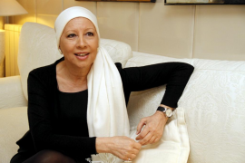 «Sólo pienso en superar el cáncer»