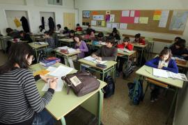 Baleares sigue encabezando la lista de abandono escolar de España