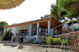 Con un turismo familiar cerca de Es Fortí, en Cala d'Or