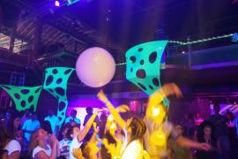 Fiesta infantil en Amnesia a beneficio del fútbol base de Ibiza