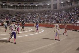 Padilla triunfa en el Coliseo Balear