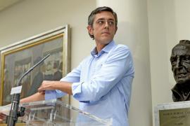 Eduardo Madina se va de la política derrotado dos veces por Sánchez