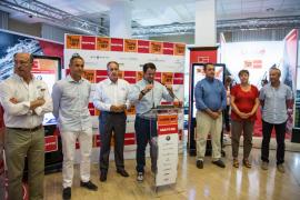 Dos mil regatistas competirán en la Copa del Rey Mapfre de vela que arranca en Palma este sábado