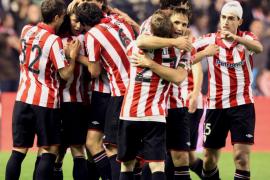 El Athletic recupera la quinta plaza ante un Sevilla que mereció más