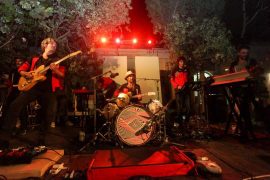 Concierto de 'Muchachito Bombo Infierno' en las Dalias