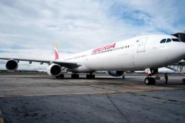 Iberia cancela sus vuelos Madrid-Caracas-Madrid debido a la situación de Venezuela