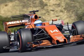 Alonso: «El fin de semana va bien, pero hay que confirmarlo en la carrera»