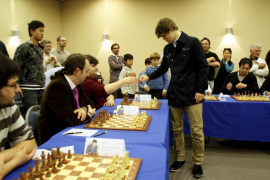 Magistral Carlsen