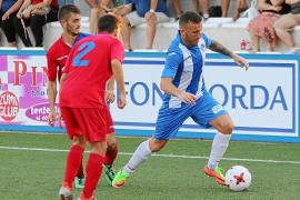 El Atlético Baleares golea al Alcudia