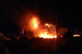 Desalojadas más de 20.000 personas por un incendio en el festival Tomorrowland