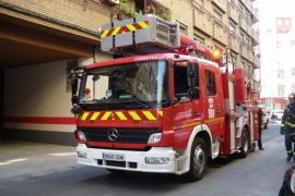 Un niño fallece en el incendio de su vivienda en Zaragoza