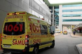 Un hombre de 46 años, en estado grave tras caer de un segundo piso en Palma