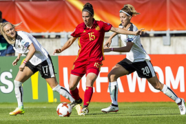 España cae en los penaltis y dice adiós a su participación en la Eurocopa femenina
