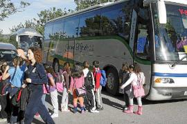 Discriminadas las pequeñas empresas en el reparto del transporte escolar