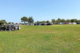 El Consell permite usar el parking de Son Real de Santa Margalida a pesar del yacimiento arqueológico