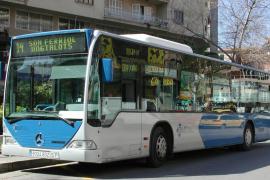 Los conductores de la EMT de Palma se manifestarán el miércoles para exigir mejores condiciones laborales